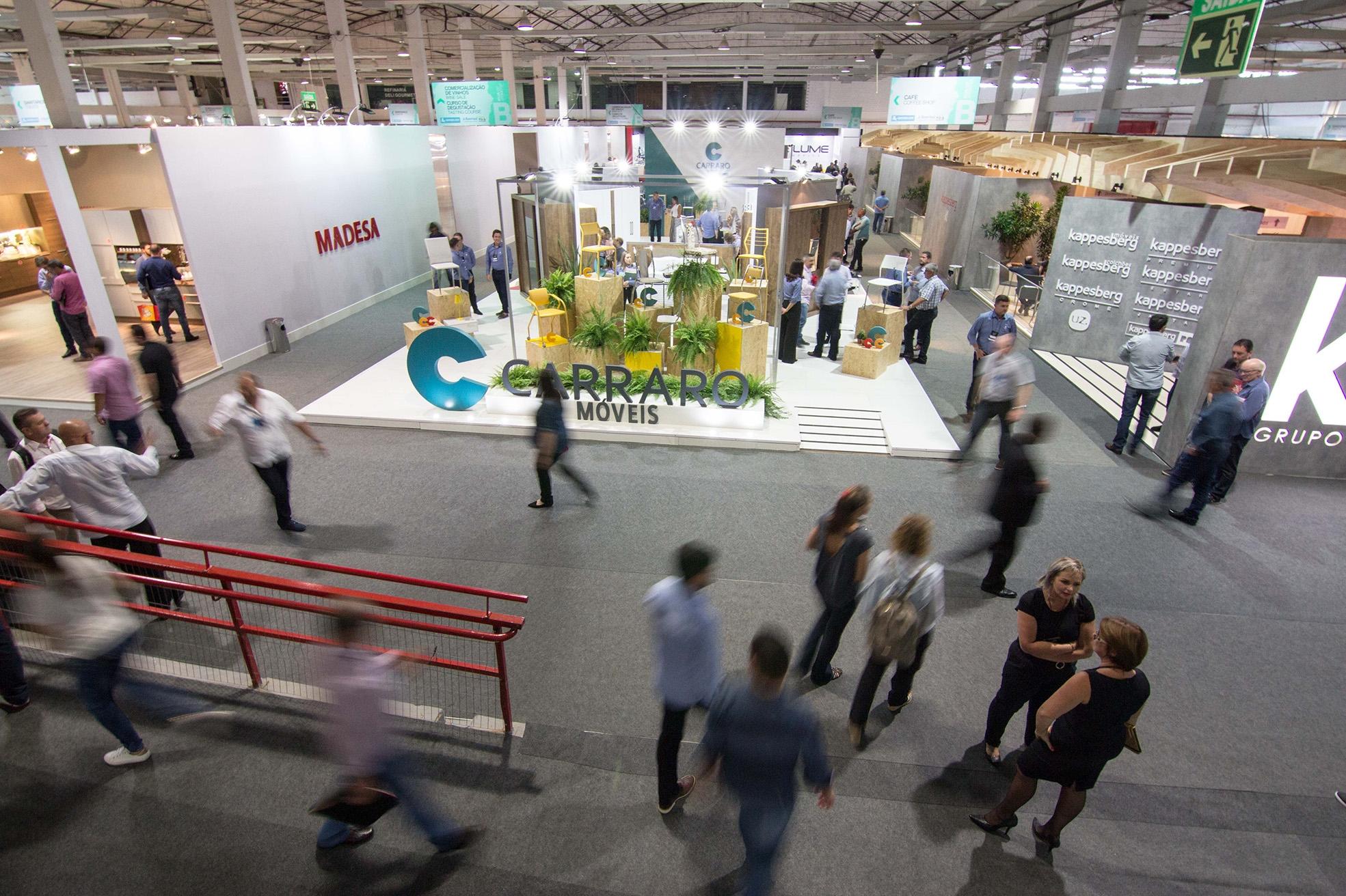 Movelsul Brasil tem 80% dos espaços comercializados